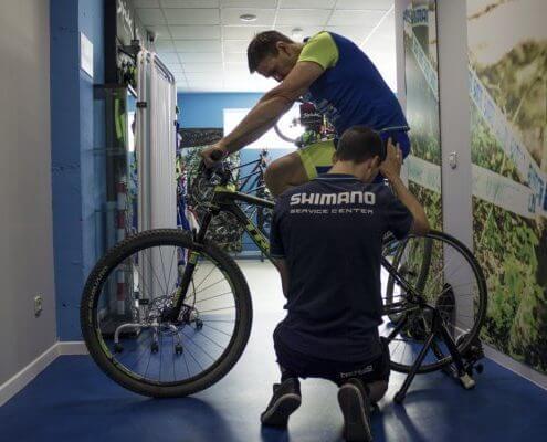 taller de bicicletas alcobendas