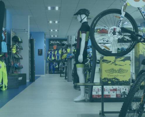tienda de bicicletas alcobendas